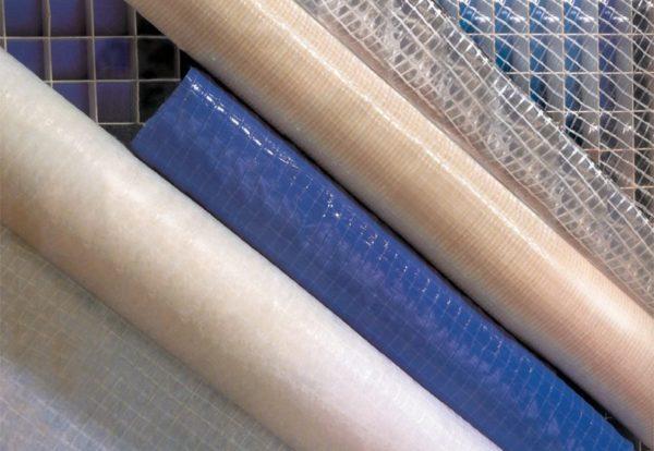 Особенности технических тканей и армированных пленок