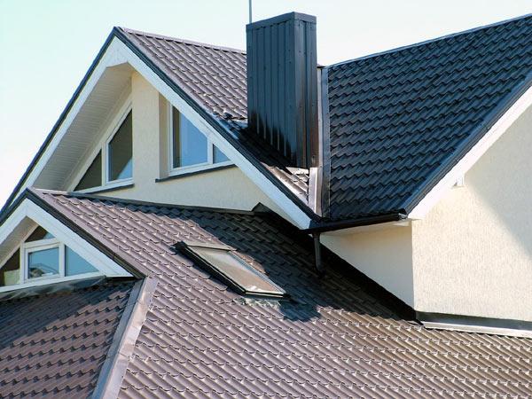 О конструкциях крыш