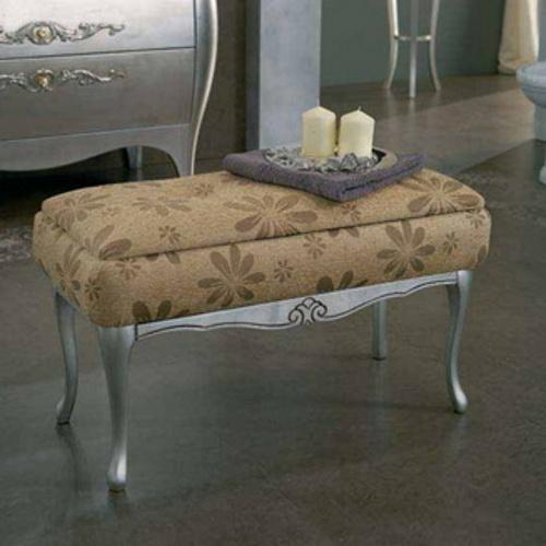 Пуфы, кресла и кушетки для ванной комнаты