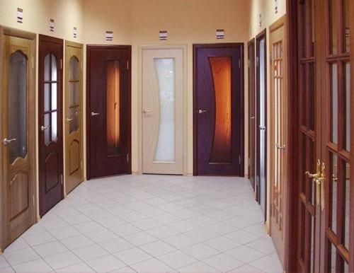 Современные входные двери и их виды