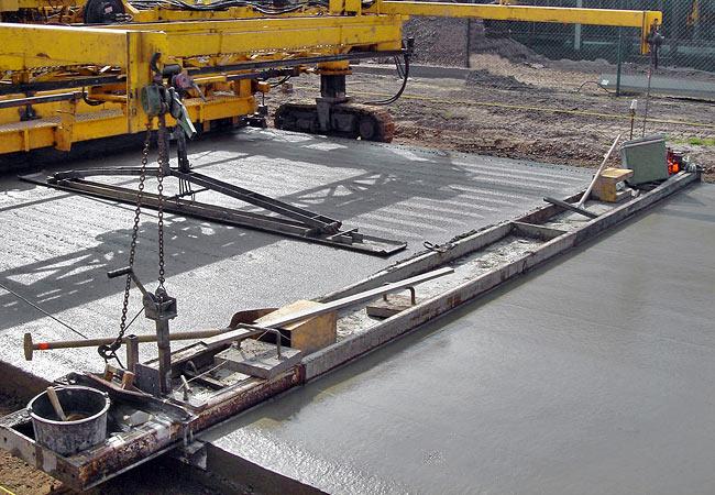 Материалы и оборудование для строительства железных дорог