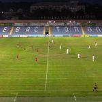 В первом домашнем матче нового чемпионата ФК «Севастополь» разобрался с новичком