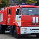 В Севастополе горел фургон гастролирующего цирка