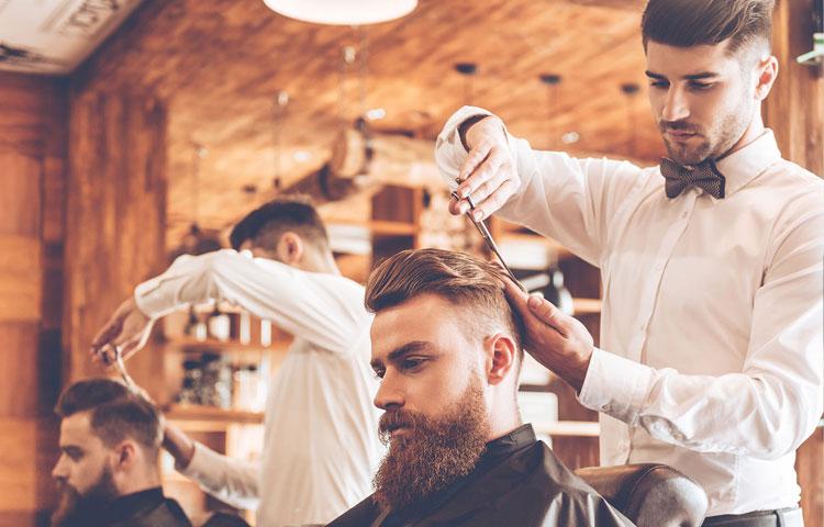 Просто стрижки — в любой парикмахерской, а в барбершоп FIRM — атмосфера, душа и смысл