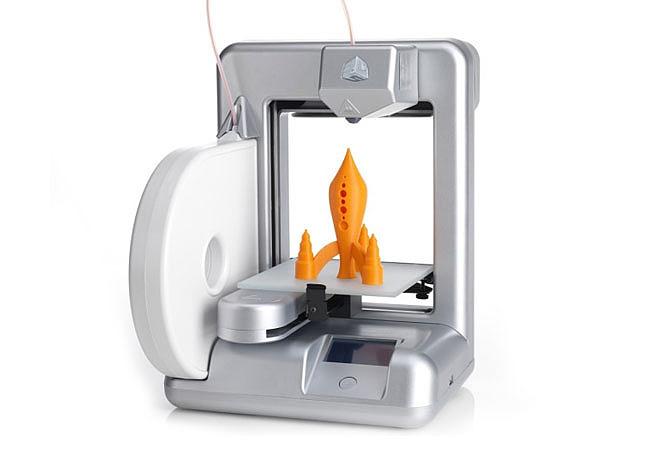 Профессиональные системы образования. 3D-принтеры