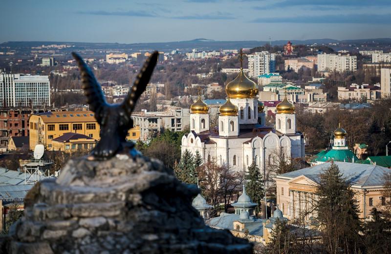 Красивые места в Пятигорске