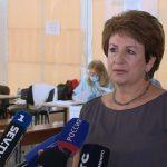 Сенатор Екатерина Алтабаева проголосовала на выборах губернатора Севастополя