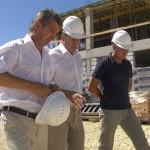 Строительство детского сада в нашем городе