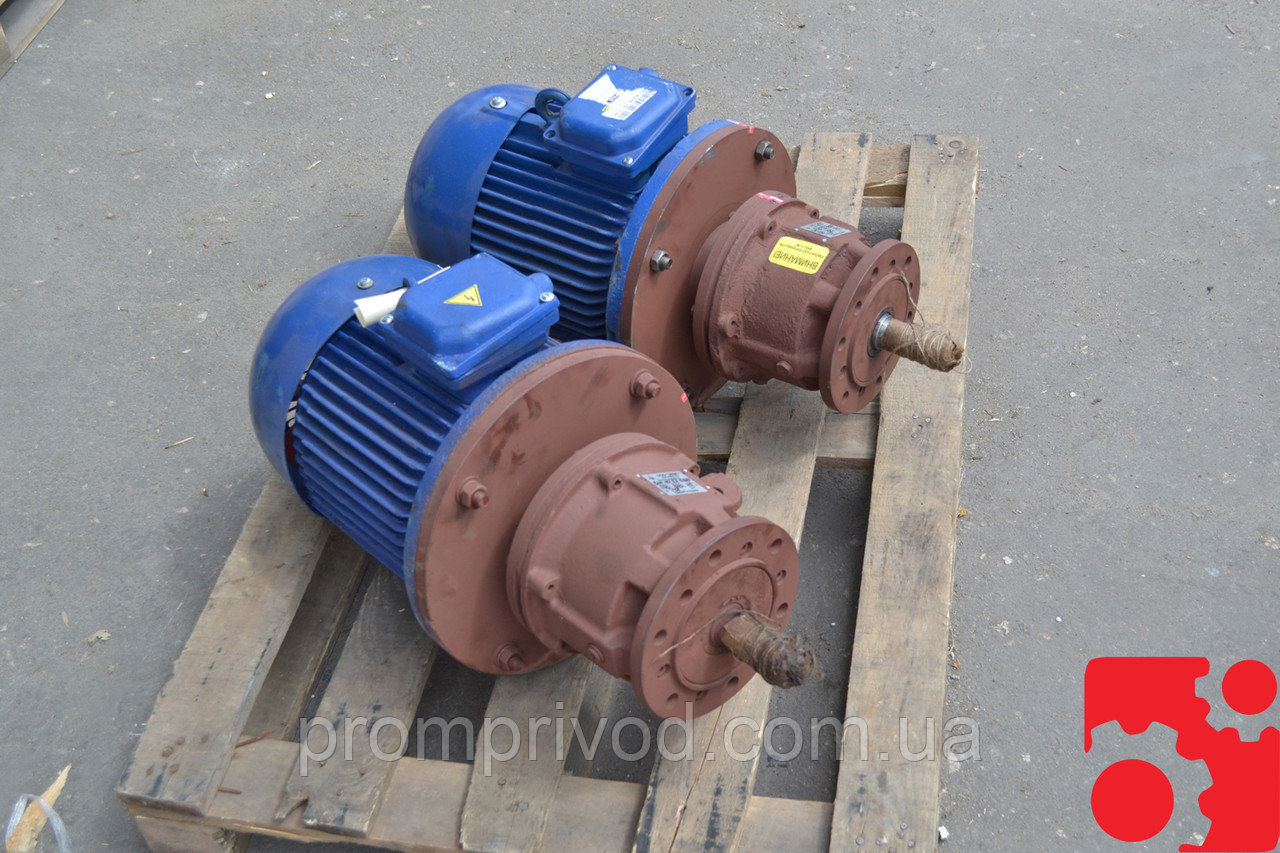 Мотор-редукторы 3МП: правила эксплуатации и обслуживания