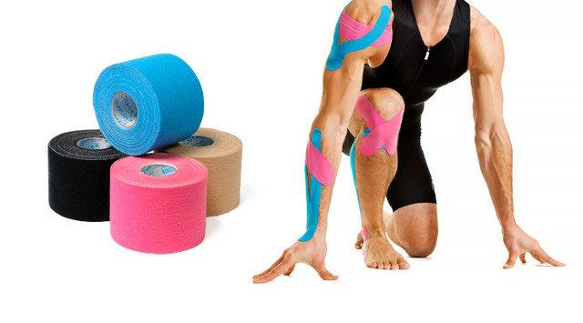 Как восстановить мышцы? Кинезио тейпы ARES – идеальное решение для активных людей