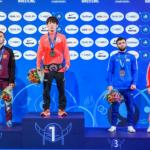 Студент КФУ завоевал серебро на чемпионате мира по греко-римской борьбе