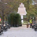 Реконструкция сквера Севастопольских курсантов подорожала на 10%
