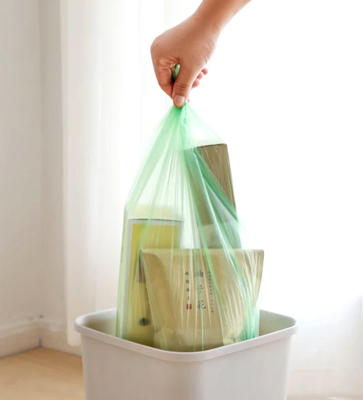 Пакеты и мешки для мусора в Биробиджане