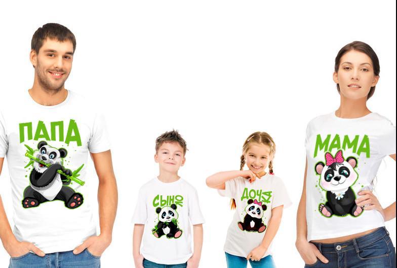 Печать на футболках со своим изображением
