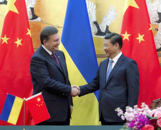 китайцы в Крыму
