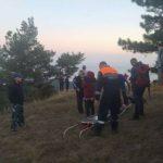 В Крыму спасатели нашли группу потерявшихся глухонемых туристов