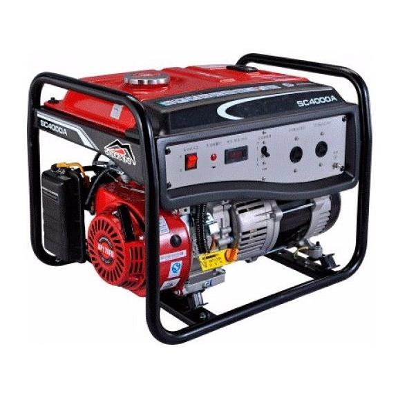 Особенности агрегата — бензиновый генератор 8 квт
