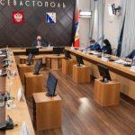 Правительство Севастополя представило отчет за прошлый год
