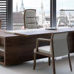 Мебель для кабинетов руководителей — стиль, статус, имидж