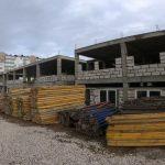 Готов на 41%: в Севастополе проверили ход строительства детсада на Горпищенко