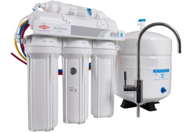 Фильтр очистки воды: привлекательная цена, гарантия качества