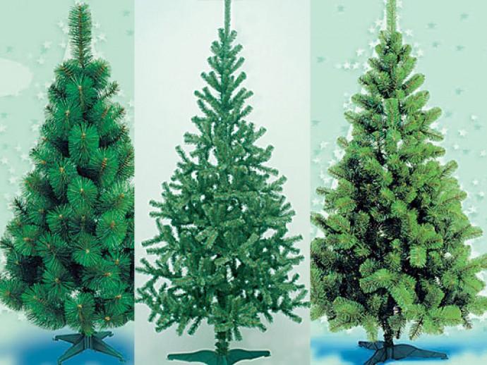 Преимущества недорогих искусственных елок