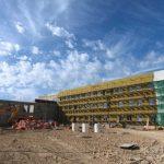 Подрядчик строительства школы в районе бухты Казачьей отстаёт от графика