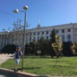 На ремонт фасада Совмина Крыма выделят 33 млн рублей