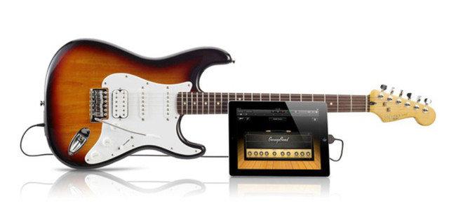 Музыкальное и гитарное оборудование