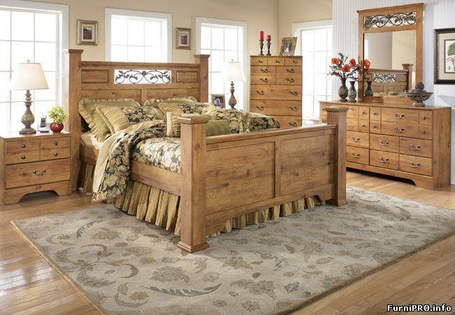 Мебель в спальню — комод
