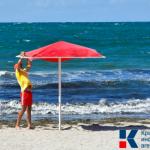 Температура моря у берегов Крыма на 19 июля