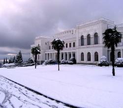 Зимний Крым.