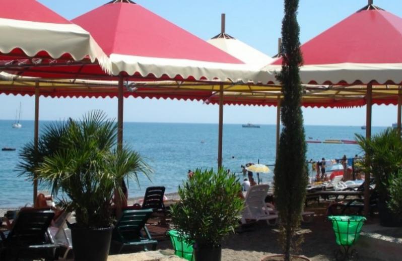 Демерджи пляж отеля