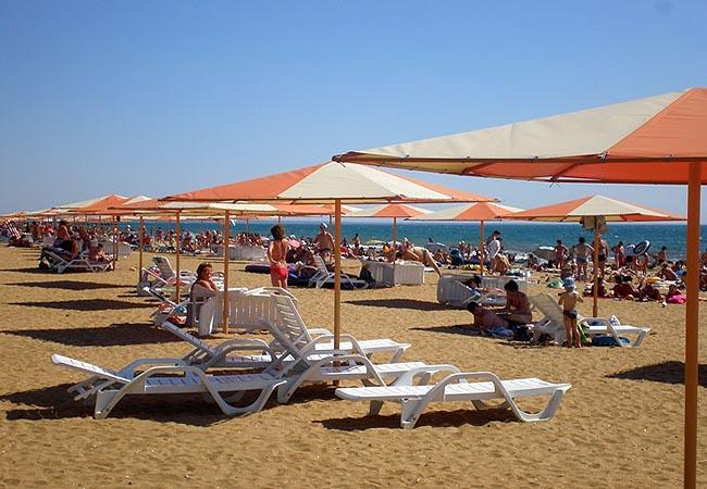 Отдых в Прибрежном в 2020 году