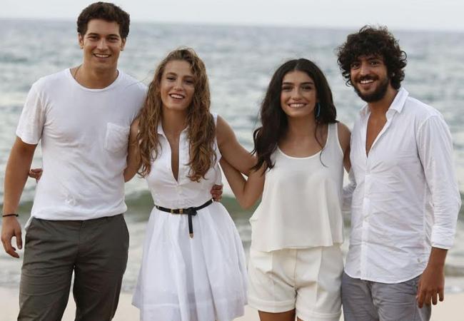 Популярные турецкие сериалы онлайн на русском языке