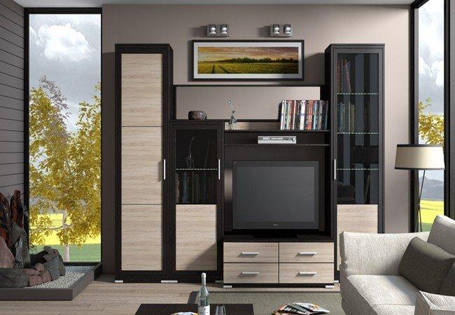 Шкаф-купе с нишей под ТВ – две возможности в одном выборе