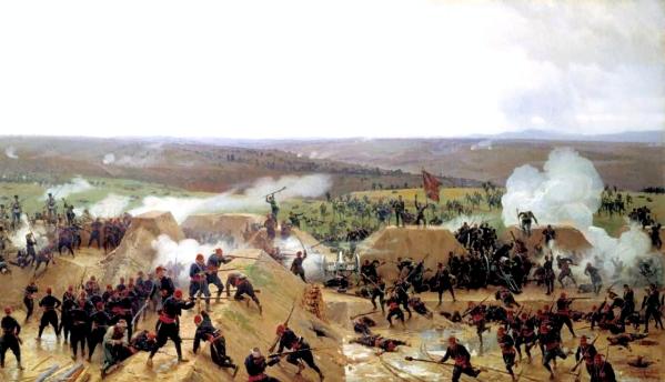 Война России с Османской империей 1774 год