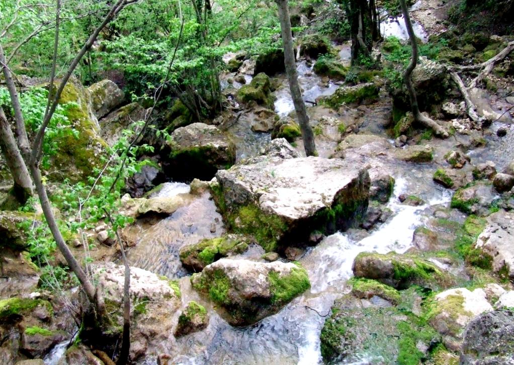 Водопад Су – Учхан