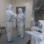 В севастопольском госпитале Минобороны от COVID-19 лечат гражданских