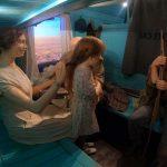 В Севастополь впервые прибыл «Поезд Победы»