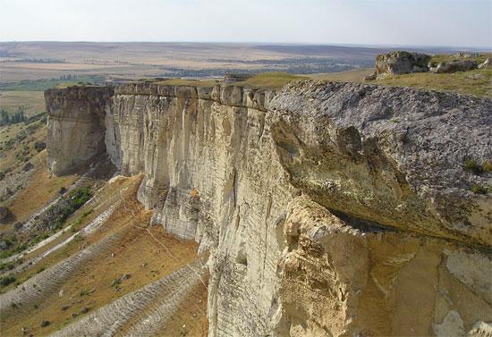 Фото Белой Скалы, Крым