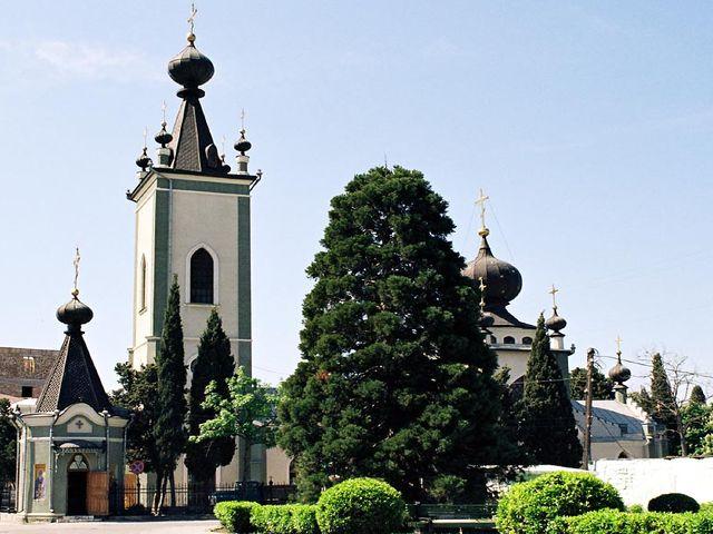 Храм во имя Всех Крымских Святых и Св.великомученика Федора Стратилата