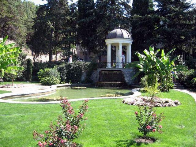 Музей природы и дендрозоопарк Крымского государственного природного заповедник