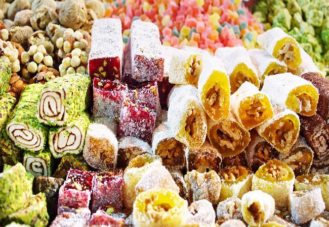 Восточные сладости в наборах в Москве