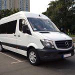 Аренда микроавтобуса в Киеве — топ-услуга