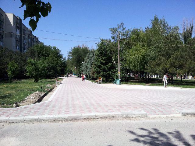 Улица в Армянске