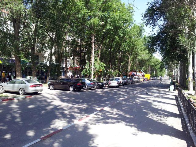 Улица им.Сопина в Армянске