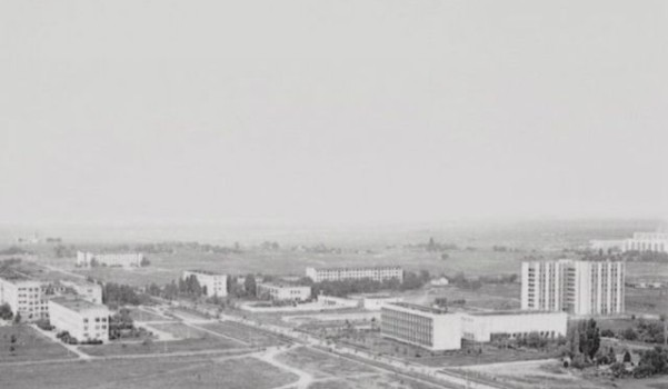 Армянск с 60-е - 70-е года прошлого столетия