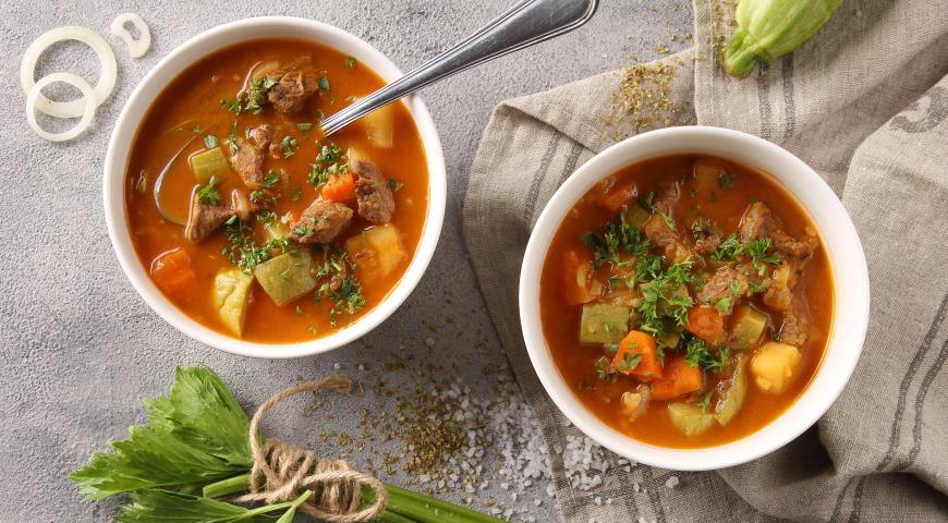 Суп: история важнейшего блюда