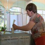 Екатерина Алтабаева проголосовала за поправки в Конституцию